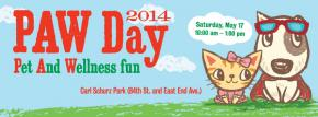 Paw Day 2014: Pet and Wellness Fun