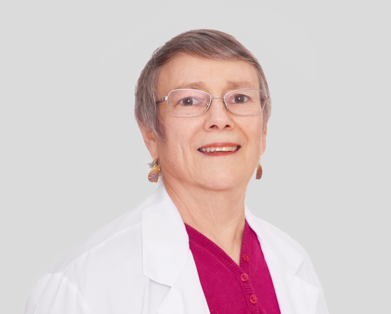 Dr. Betsy Bond of the Animal Medical Center in New York City