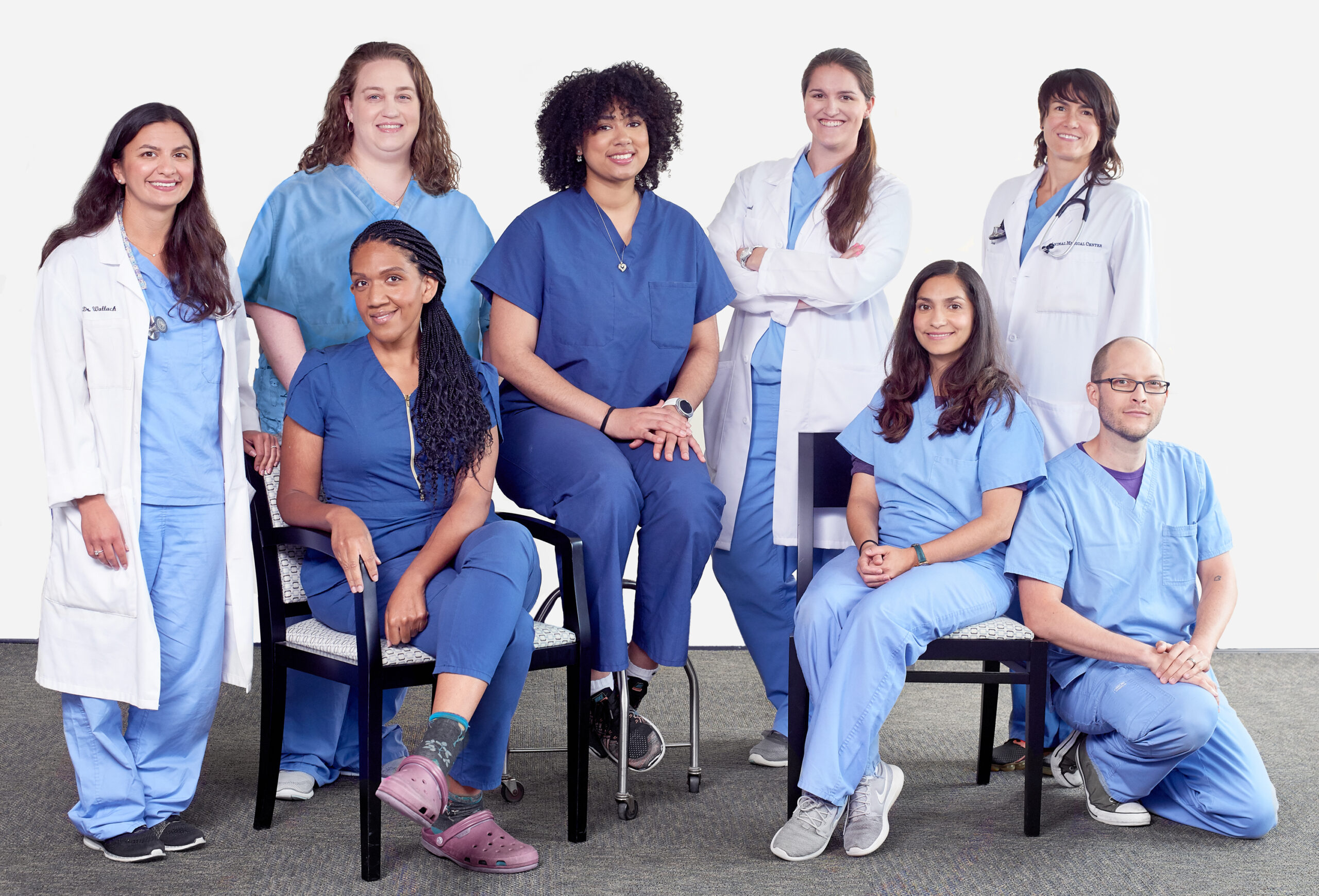 The Animal Medical Center's team of Primary Care Veterinary Experts