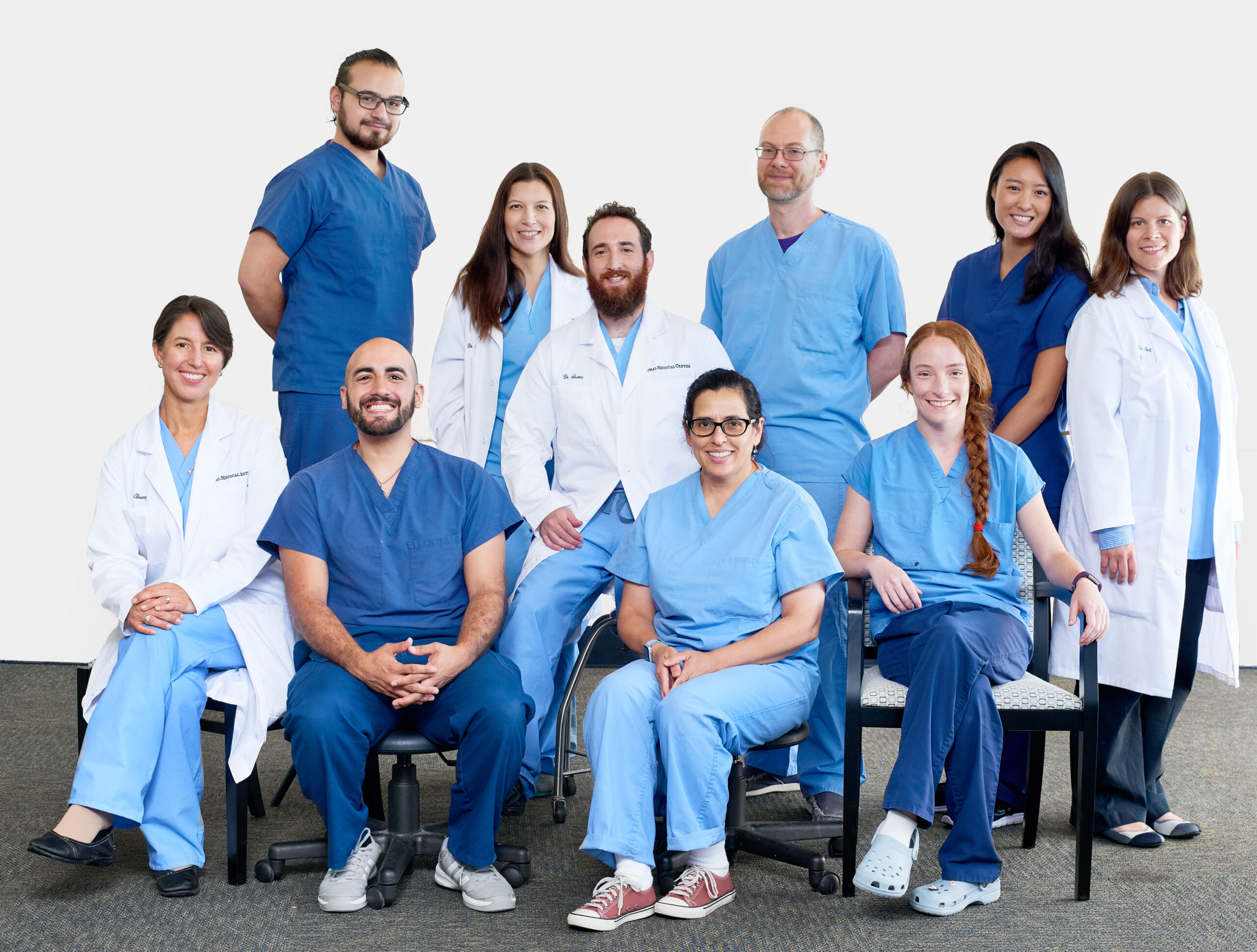 Integrative & Rehabilitative Medicine team