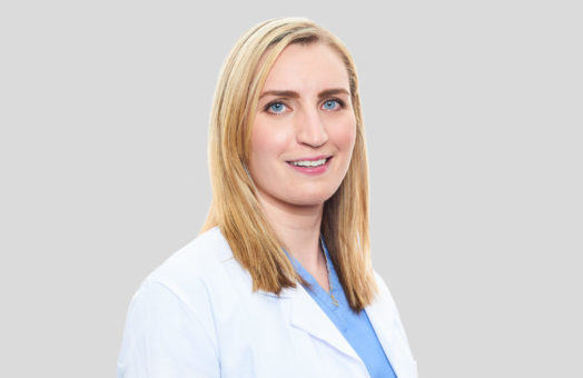 Dr. Ann Marie Zollo of the Animal Medical Center in New York City