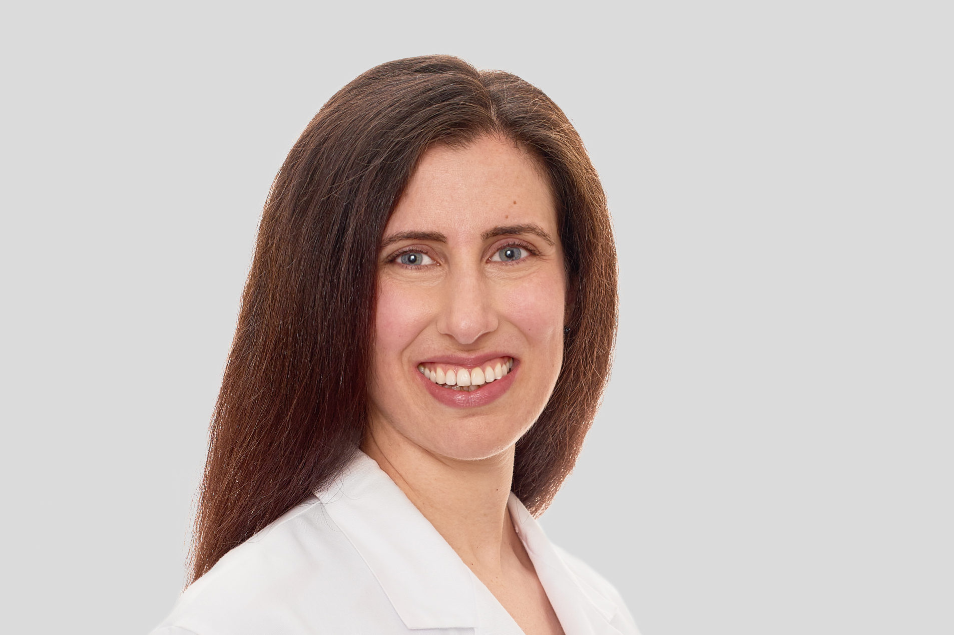 Dr. Alison Tarbell of the Animal Medical Center in New York City