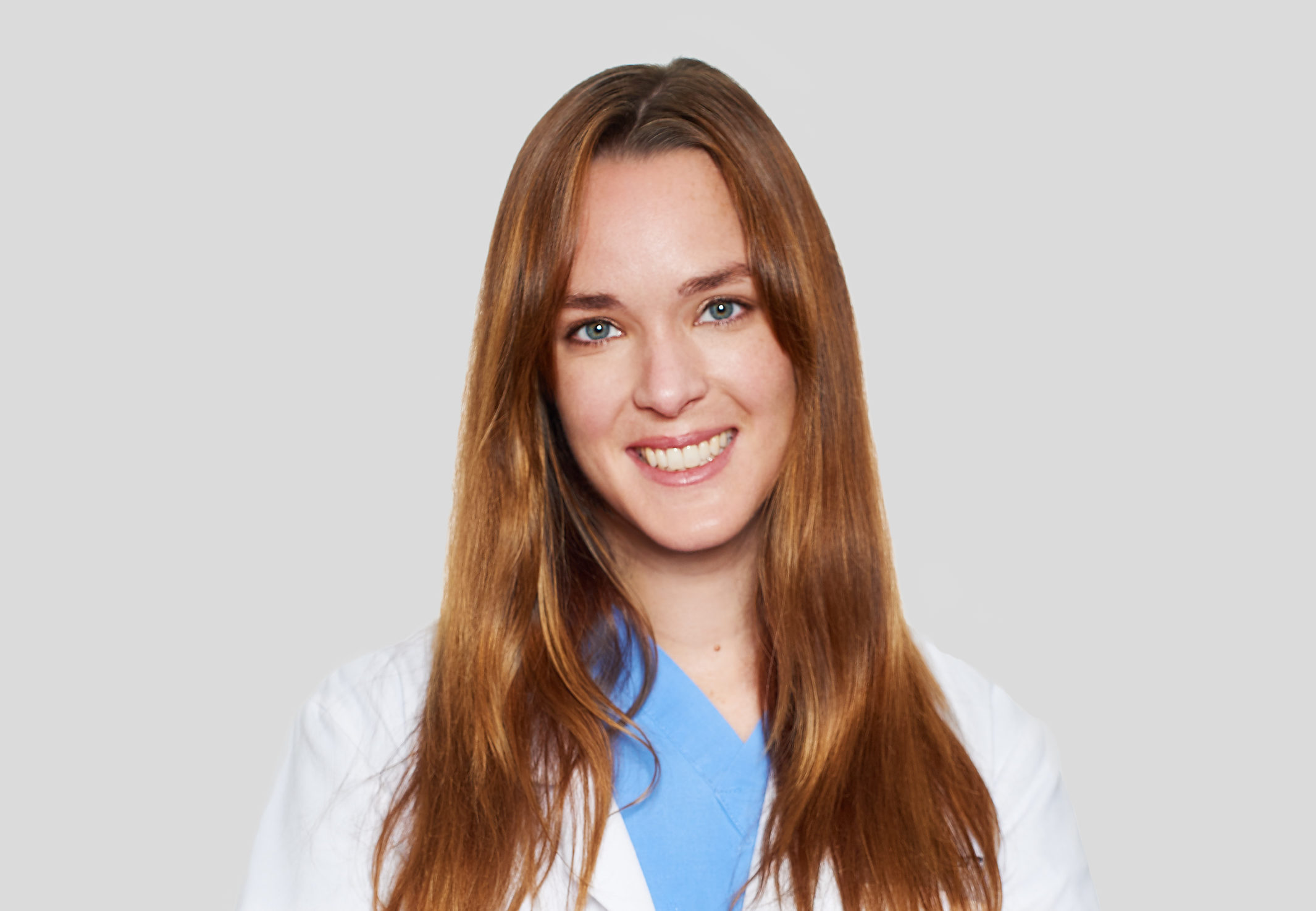 Dr. Amanda Rollins of the Animal Medical Center in New York City