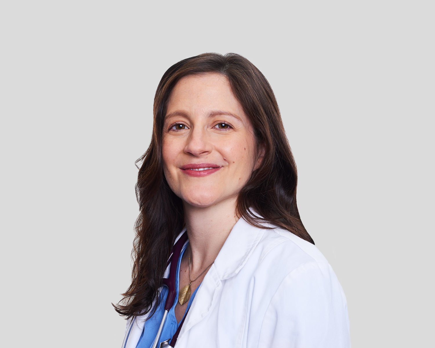 Dr. Dava Cazzolli of the Animal Medical Center in New York City