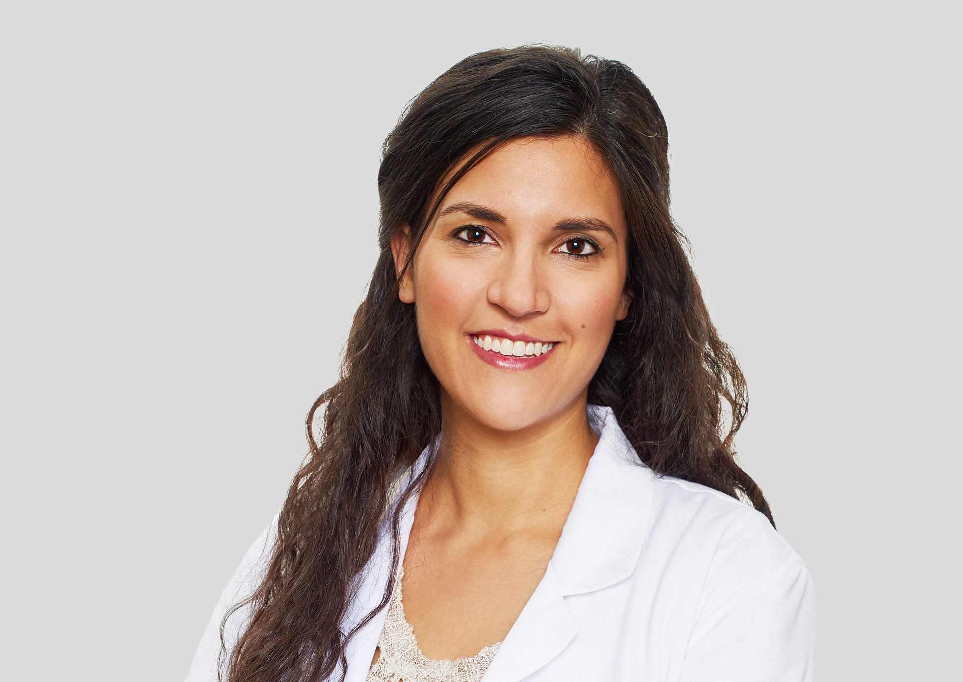 Dr. Rima Kharbush of the Animal Medical Center in New York City