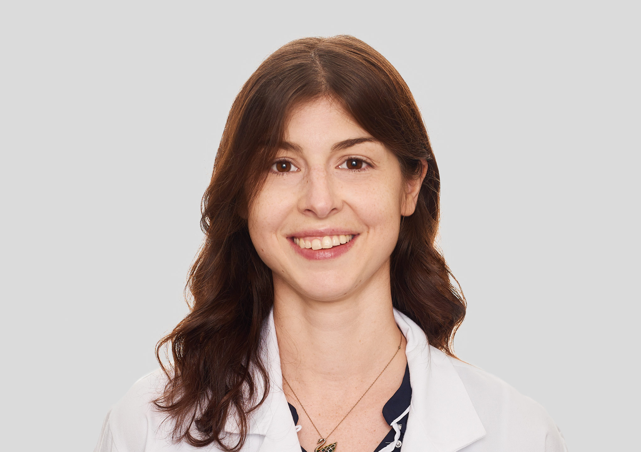 Dr. Stephanie Seller of the Animal Medical Center in New York City