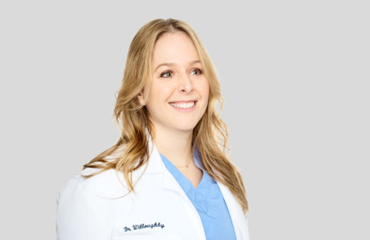 Dr. Kristina Willoughby of the Animal Medical Center