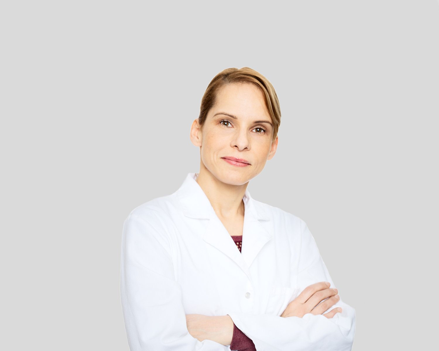 Dr. Andrea Siegel of the Animal Medical Center in New York City