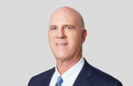 Headshot of Neil McCarthy, Chief Administrative Officer of the Animal Medical Center of New York City
