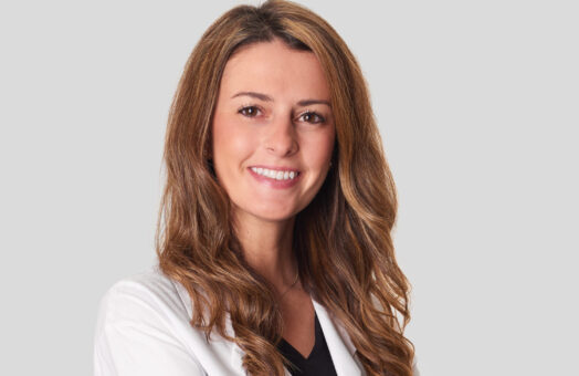 Dr Kailee Zornow of the Animal Medical Center in New York City