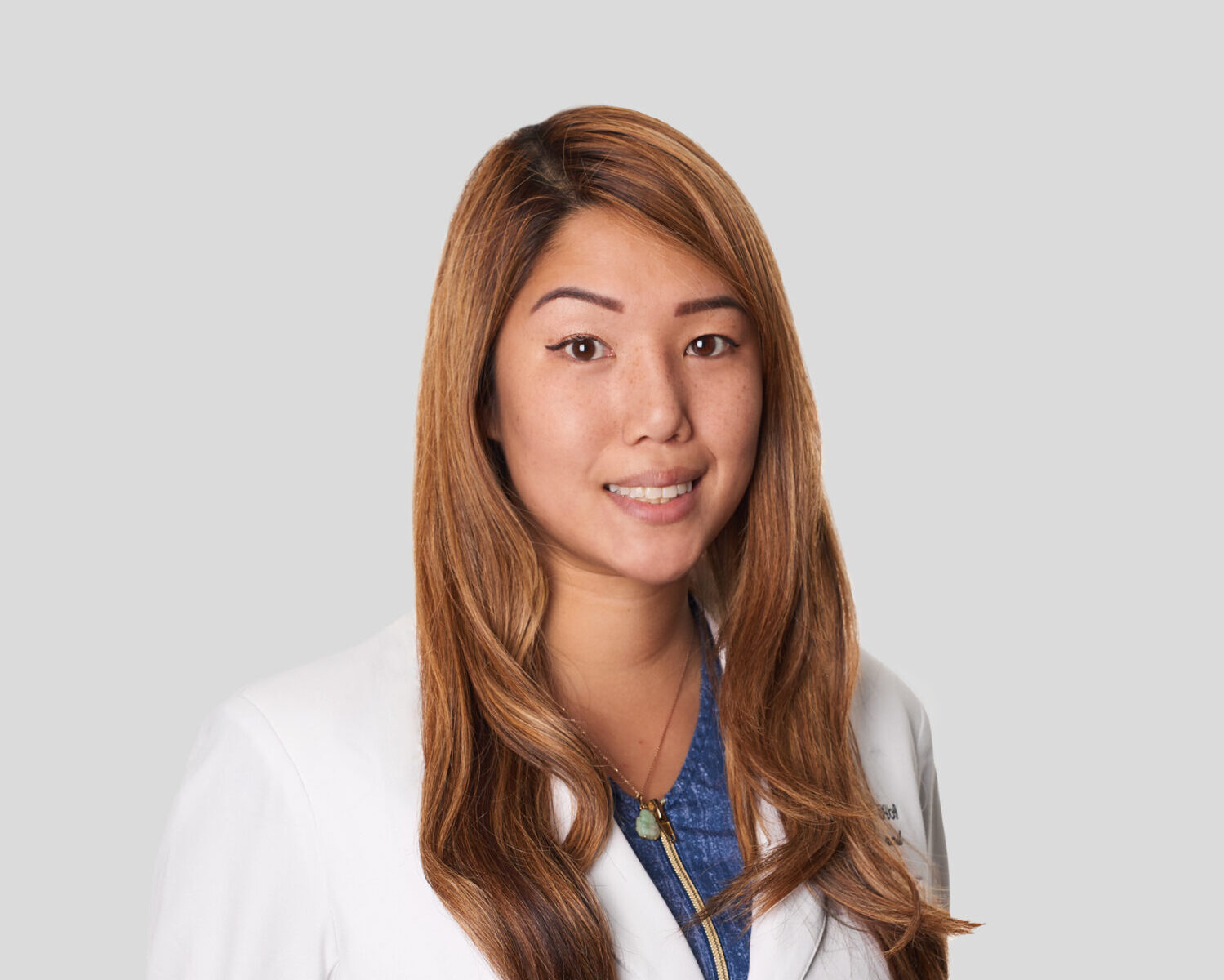Dr Samantha Wong of the Animal Medical Center in New York City