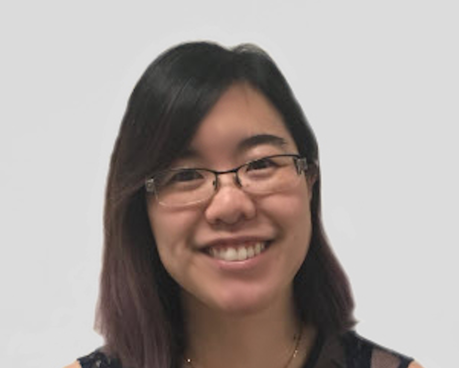 Dr. Samantha Yeh of the Animal Medical Center in New York City