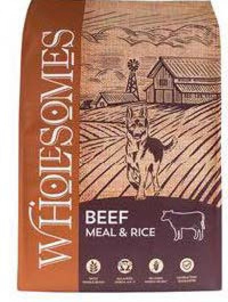 Wholesomes - Beef
