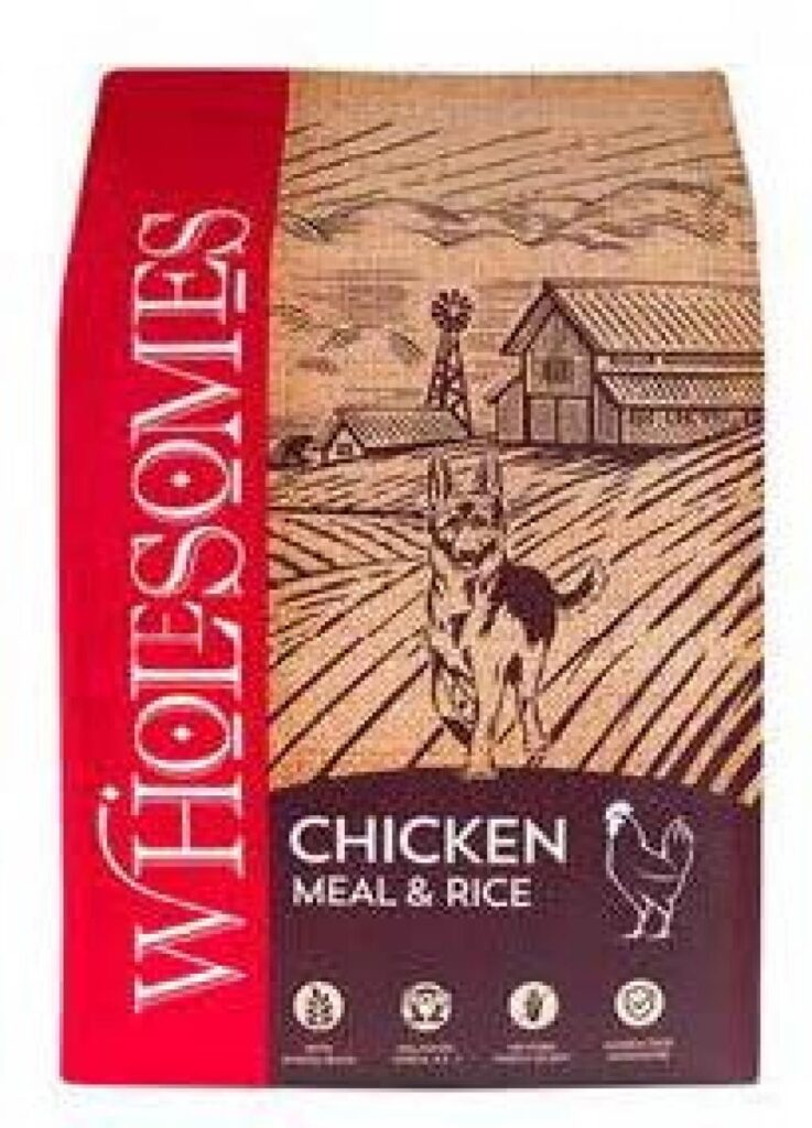 Wholesomes - Chicken