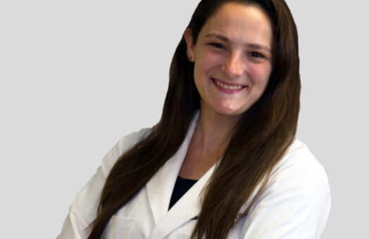 Dr. Alessandra Chiaramonte of the Animal Medical Center in New York City