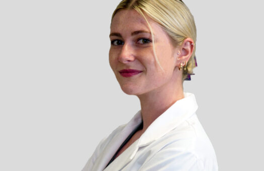 Dr. Carly Waldron of the Animal Medical Center in New York City