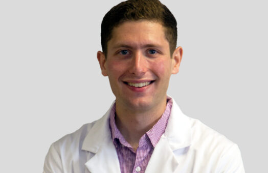 Dr. Jonathan Cohen of the Animal Medical Center in New York City