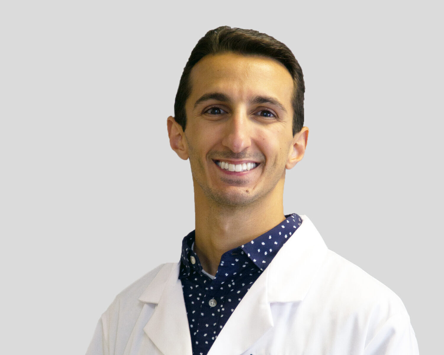 Dr. Robert Ciardullo of the Animal Medical Center in New York City